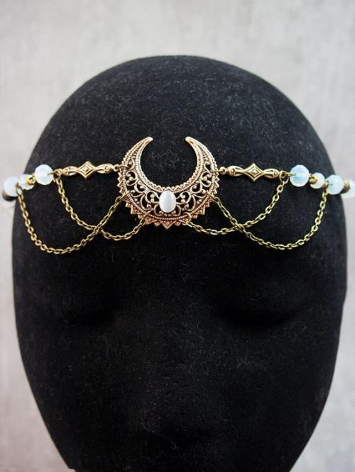 Aya Lovely Jewelry - Bijou de tête
