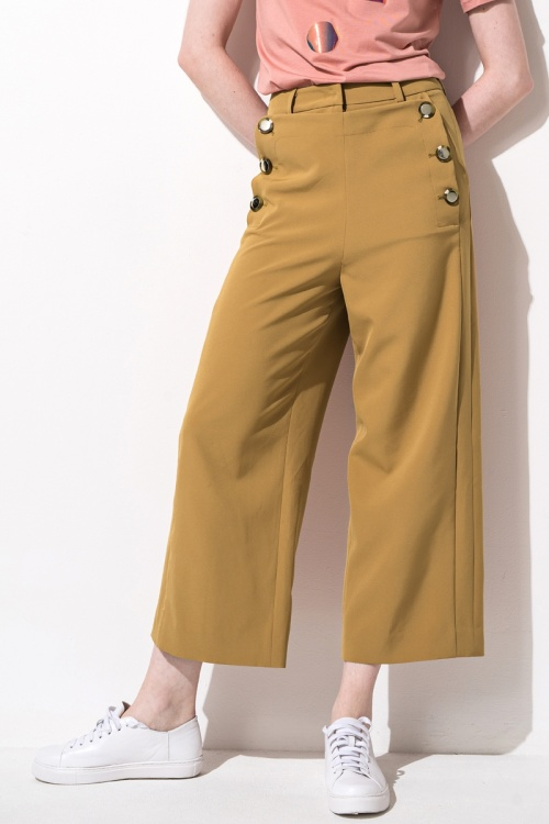 Front Row Shop - Jupe-culotte