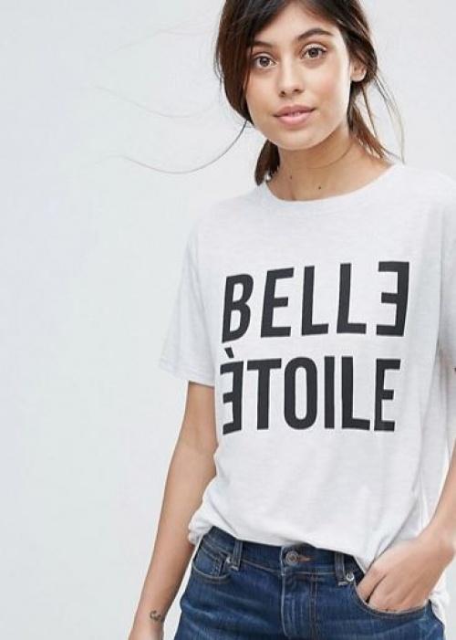 Whistles - T-shirt avec logo motif Belle Étoile en exclusivité