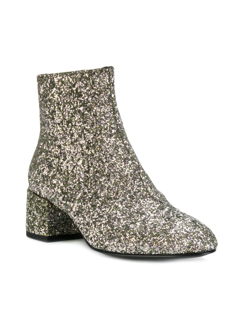 Bottines à strass