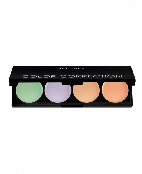 Palette de crèmes correctrices visage - Made in Sephora