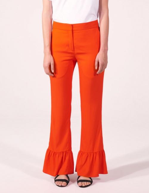 Sandro - Pantalon de tailleur