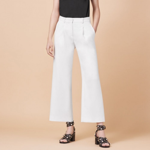 Maje - Pantalon de tailleur