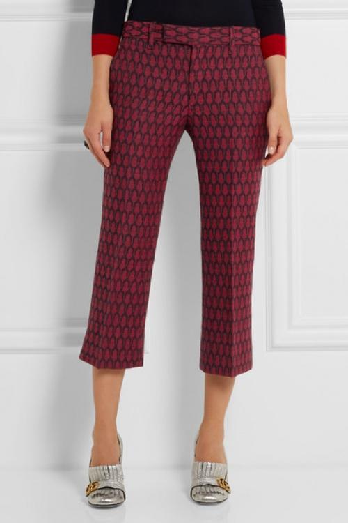 Gucci - Pantalon de tailleur