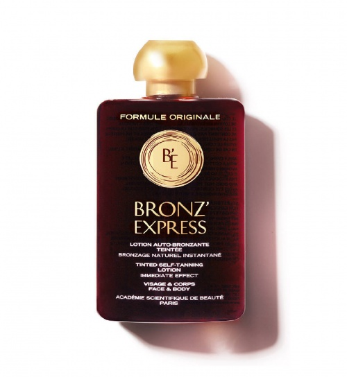 Lotion Teintée Auto-Bronzante - Bronz'express