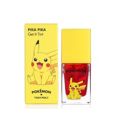 Blush Pika PIka - Tony Moly x Pokemon