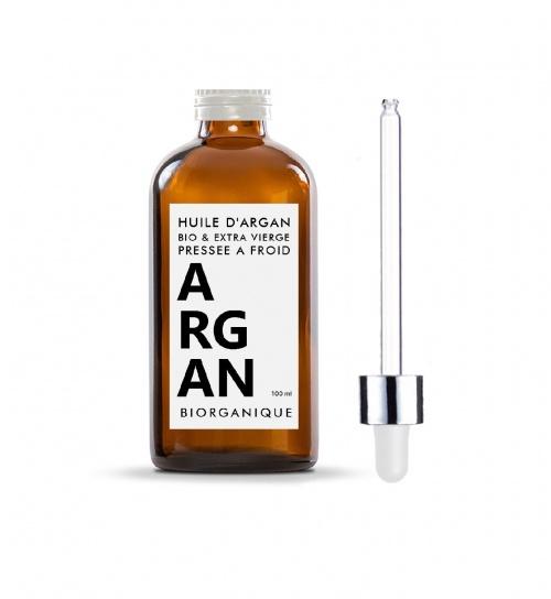 Huile d'Argan 100% Bio - Biorganique