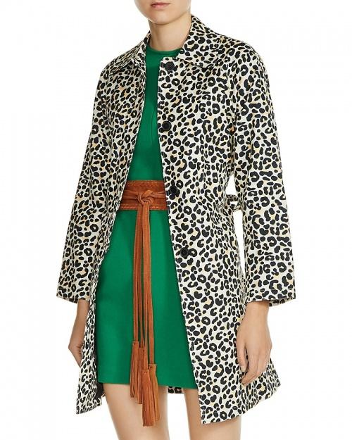 Trench léopard