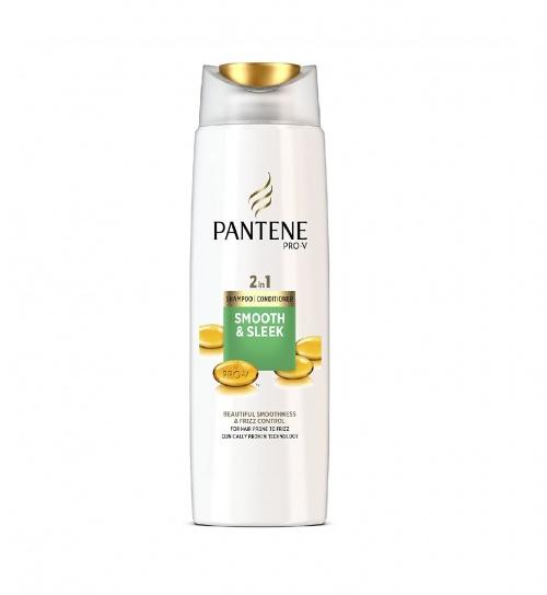 Smooth & Sleek Shampoing & Après-Shampoing - Pantene Pro V