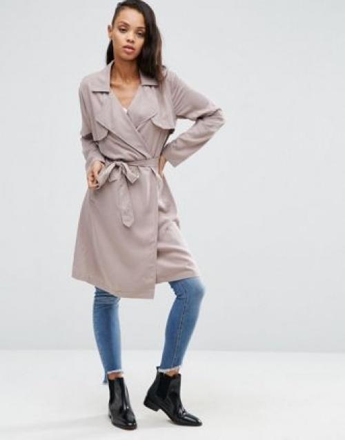 Trench coat classique