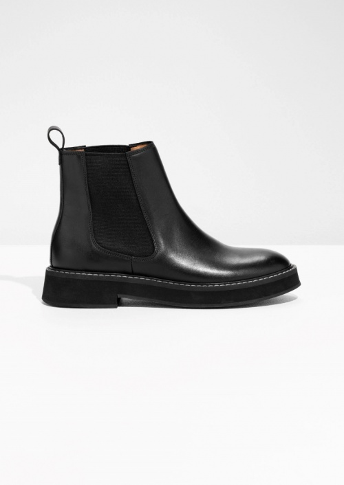& Others Stories - Ankle boots