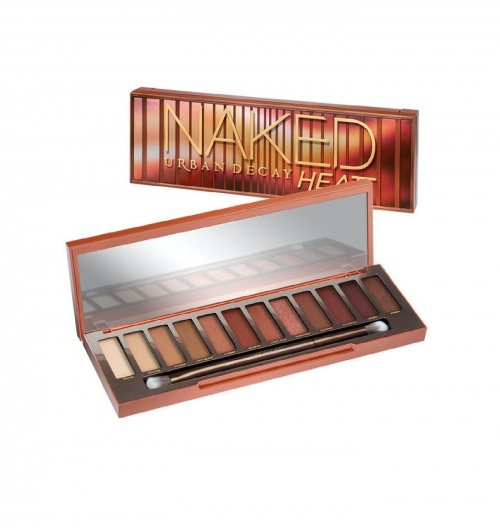 Palette Naked Heat - Urban Decay