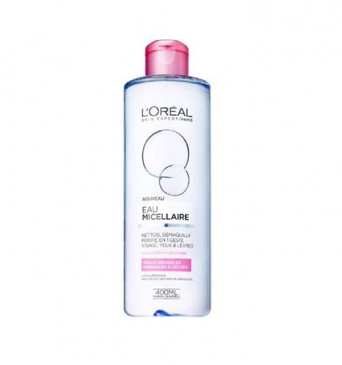 Eau micellaire apaisante - L'Oréal