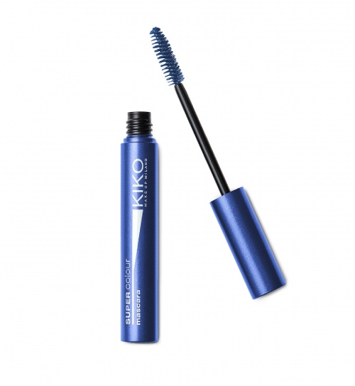 Mascara coloré à volume modulable Blue - Kiko