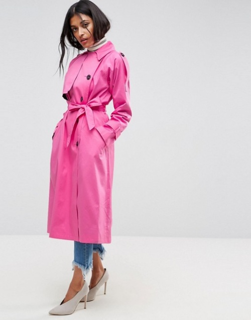 Asos - Trench oversize