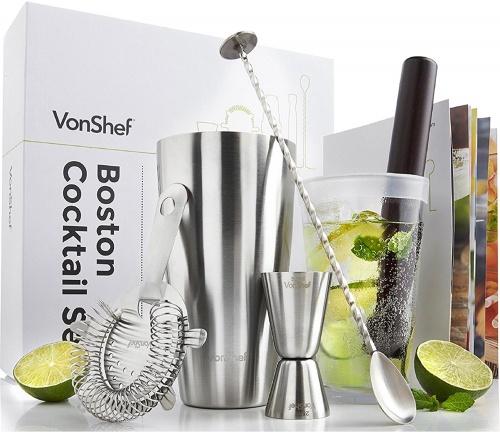 Vonshef - Coffret cocktail
