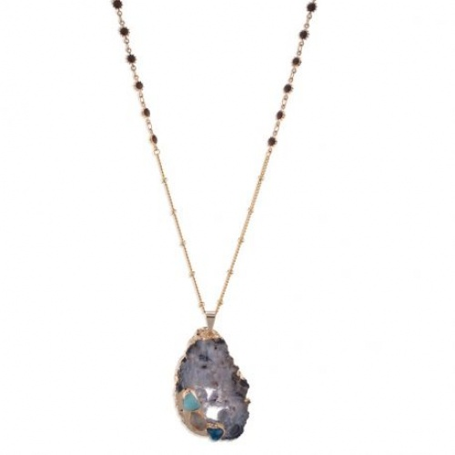 Opale - Collier