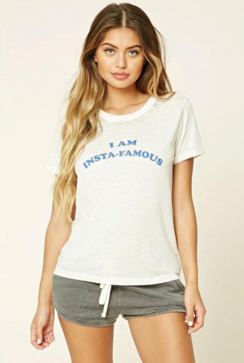 T-shirt instafamous