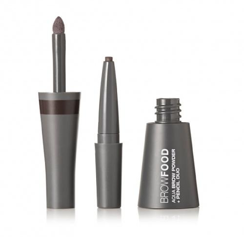 Duo Poudre Liquide + Crayon pour les sourcils - Lashfood