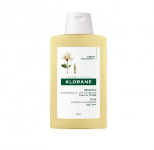 Shampoing à la cire de magnolia pour cheveux ternes - Klorane