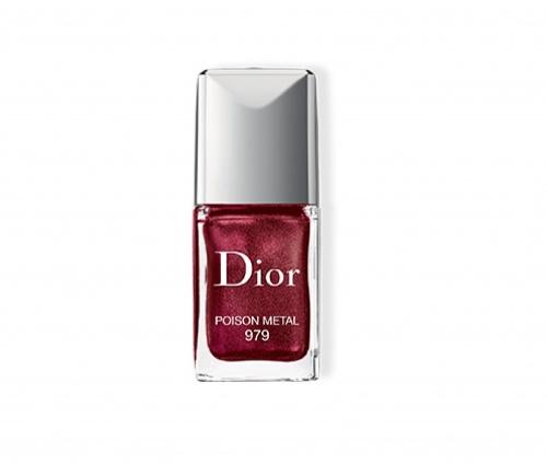 Vernis Rouge Dior Poison Metal - Dior