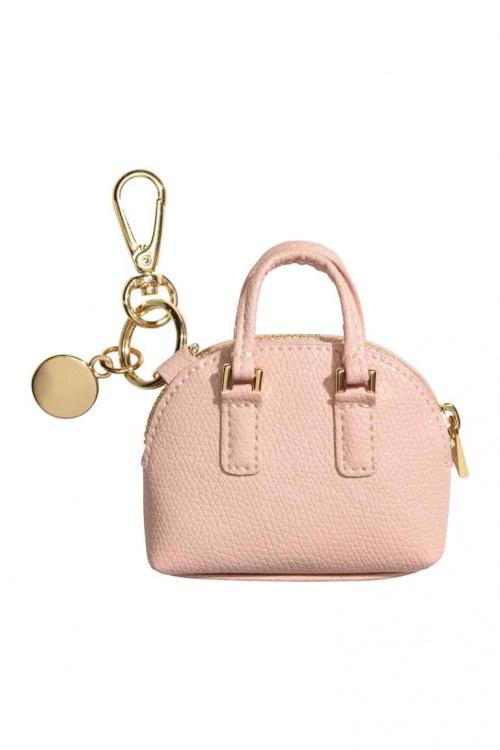 Porte clés mini sac