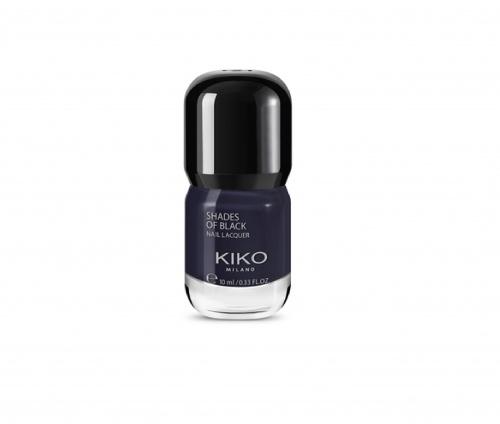 Vernis à ongles 04 Midnight Blue - Kiko