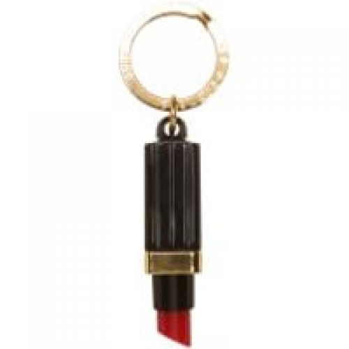 Porte-clés rouge à lèvres