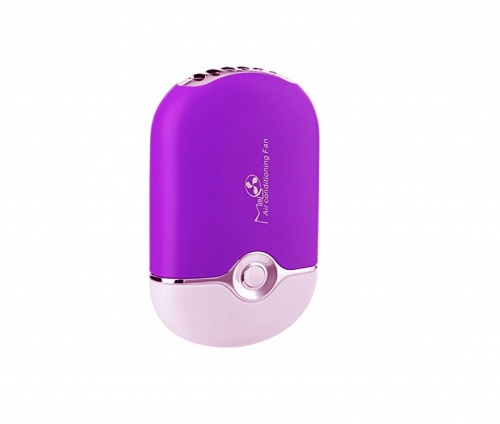 Mini ventilateur pour extensions de cils - Anmas Box