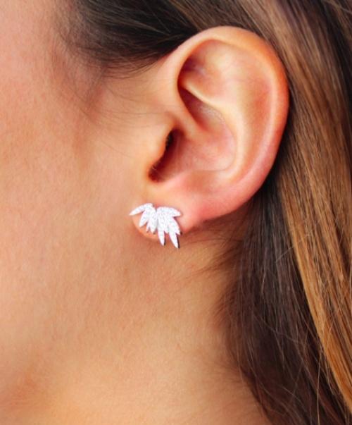 Lise Paris - Boucles d'oreilles