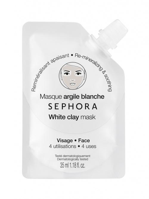 Sephora Collection - Masque argile / Argile blanche Reminéralisant apaisant