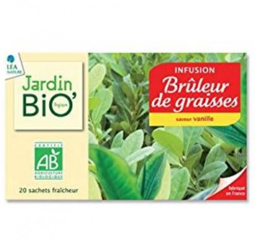 Jardin BiO' Infusion Brûleur de graisses