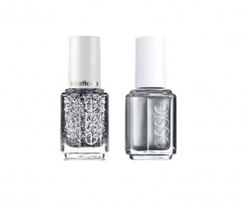Kit pour ongles miroir No place like Chrome - Essie