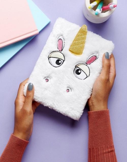 Unicorn Furry - Carnet