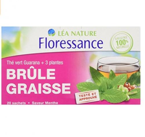 Floressance - Minceur Thé Brûle Graisse 20 Sachets