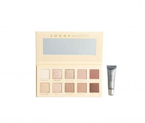 Palette de fards Unzipped' Shimmer & Matte - Lorac
