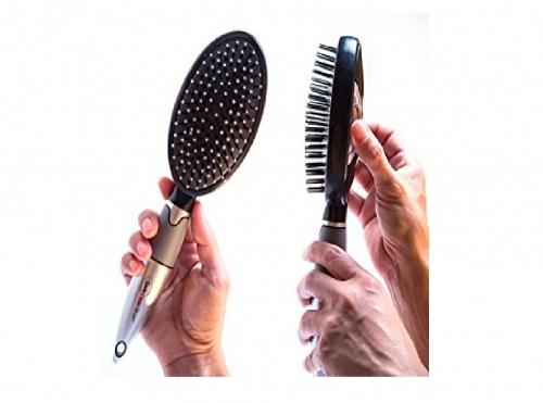 Brosse à cheveux hygiénique - Qwik-Clean Brush