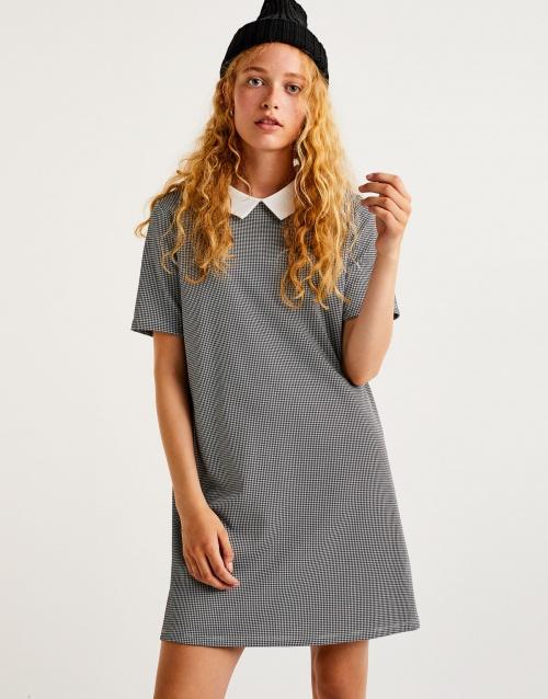 robe pied de poule