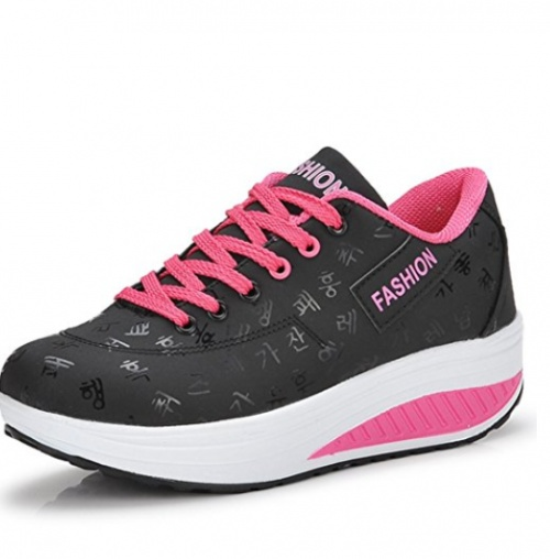 QZBAOSHU - Mesdames Baskets de running anti-choc Fitness