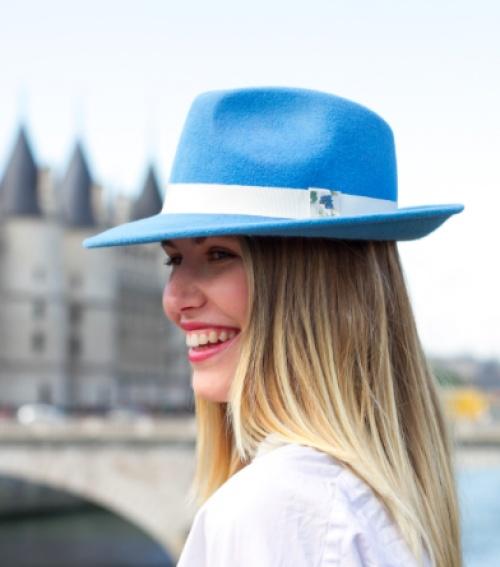 Ionna Deschamps - Chapeau