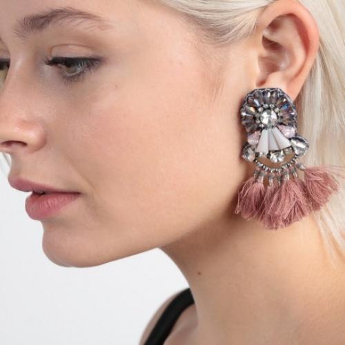 Moa - Boucles d'oreille