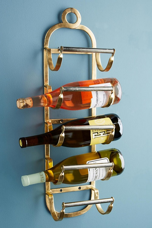 Anthropologie - Porte-bouteilles