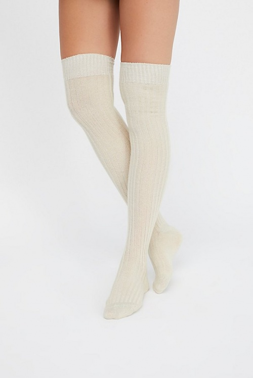 Free People - Chaussettes hautes