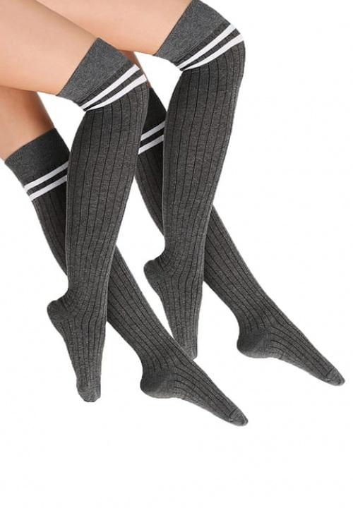 Even & Odd - Lot de 2 paires de chaussettes