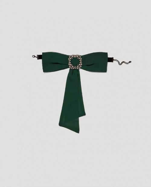 Zara - Collier noeud
