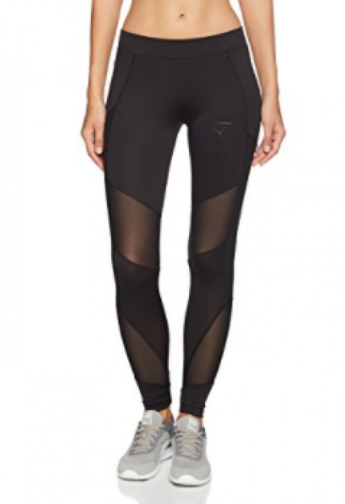 Legging semi transparent