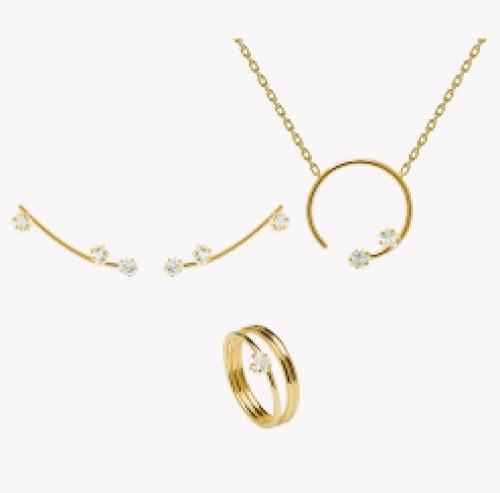 PDPAOLA - Lot de bijoux