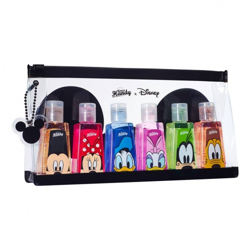 Merci Handy - Kit Disney x Mercy Handy - Coffret Gels Mains Nettoyants