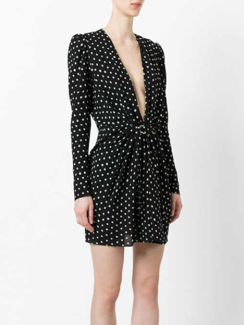 Saint Laurent - Robe