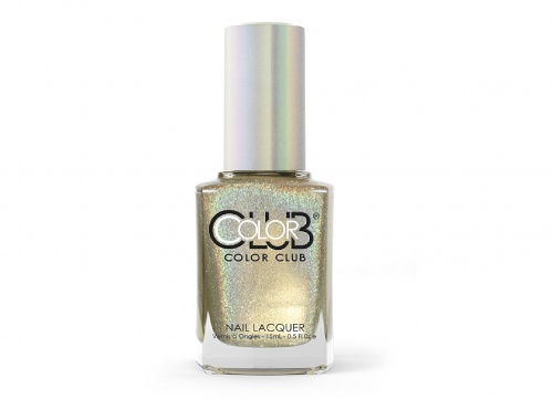 Vernis Ongles Holographique - Color Club